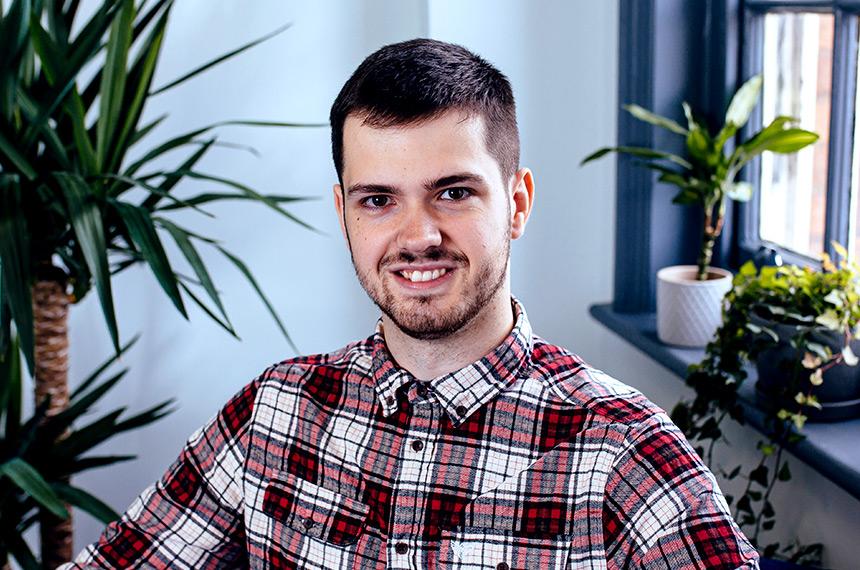 Josh Cross from Class headshot