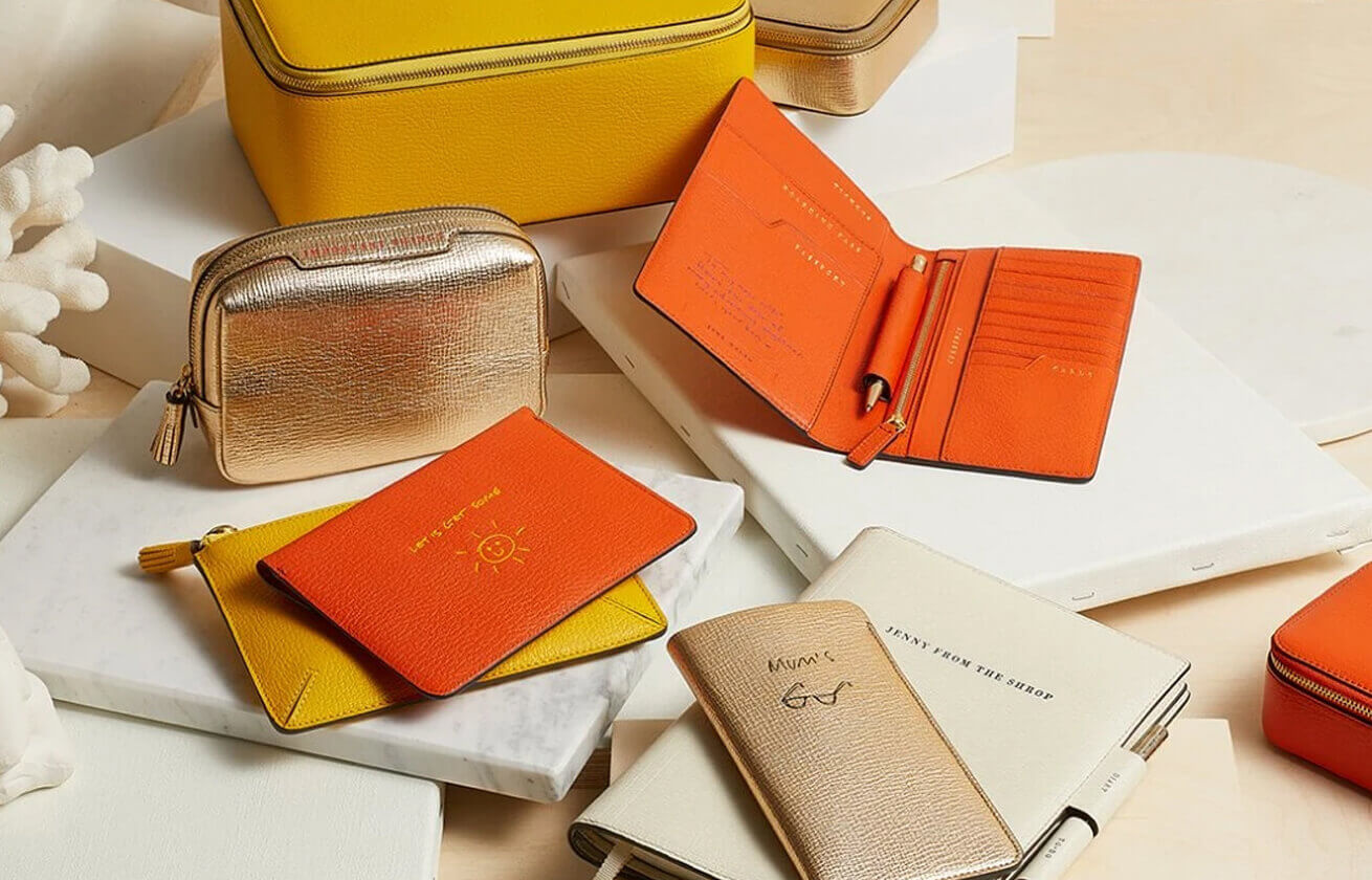 Anya Hindmarch a collection of products