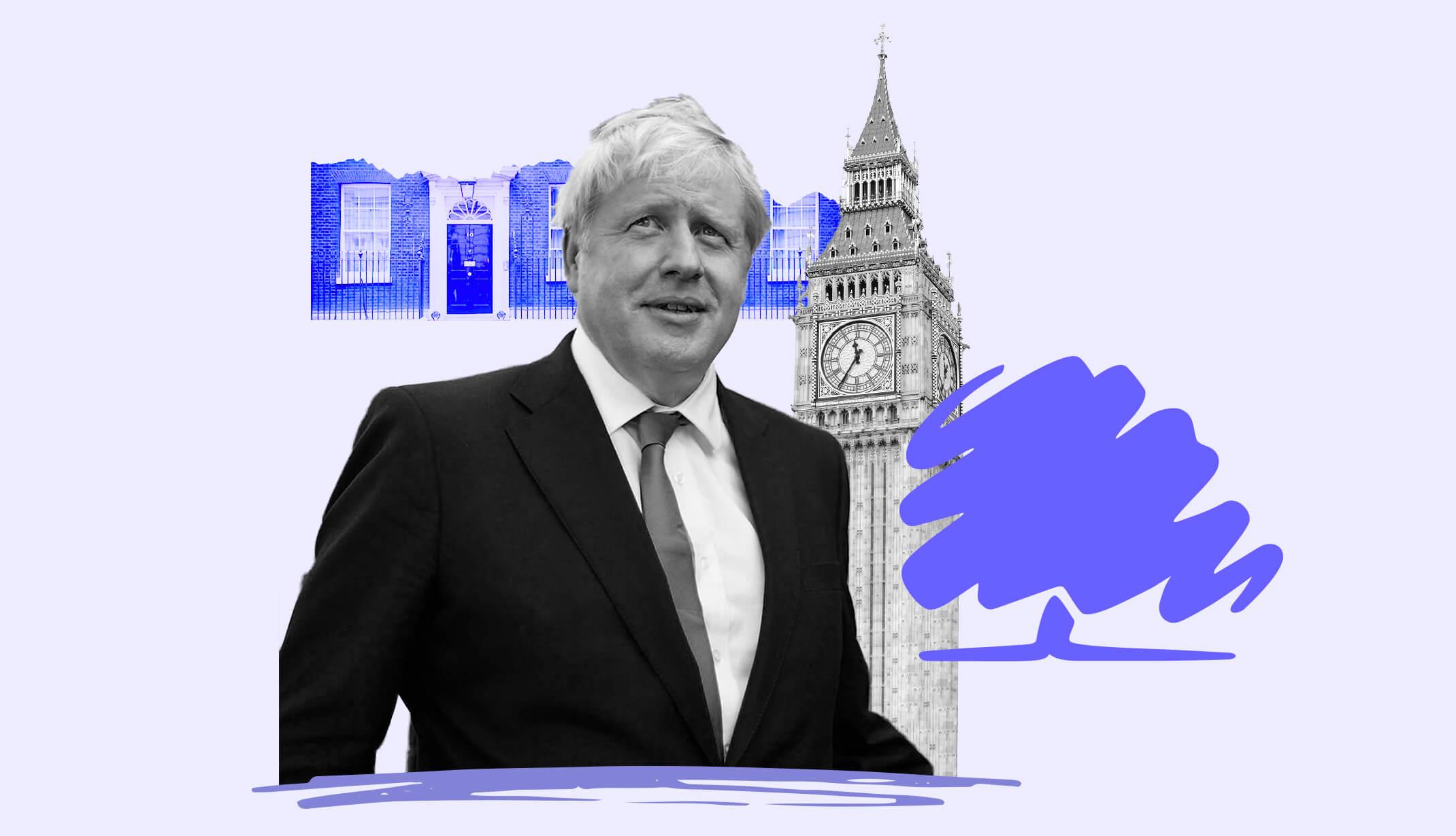 Conservative Voice - Boris Johnson - Big Ben - Conservative Party